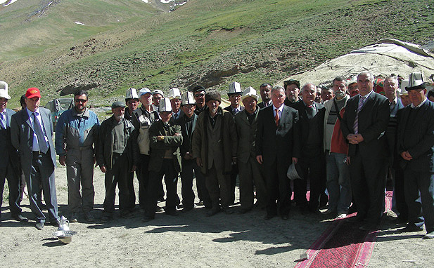 Общее фото в Ак-Архаре